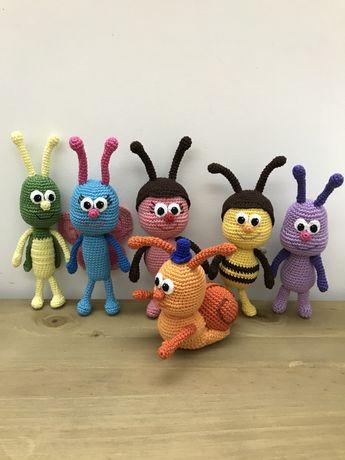 BichiKids em crochet/ amigurumi