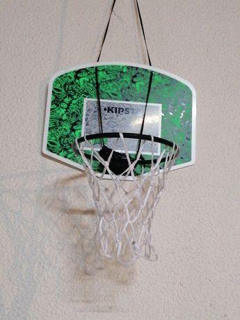 Cesto de basquete para criança