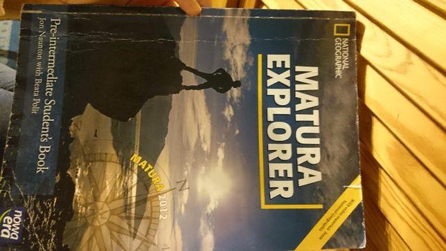 Matura Explorer podręcznik