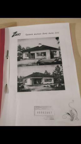 Продам развернутый проект дома типа z273
