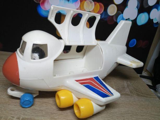 самолет, игрушки машинки, літак (139)