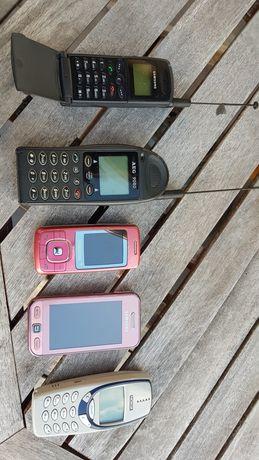 Colecionadores telemóvel antigo
