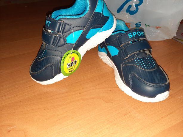 детские кроссовки и сандалии