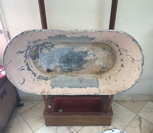Banheira Antiga em ferro