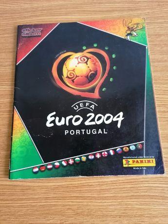 Cromos Euro 2004  e 2008 PANINI