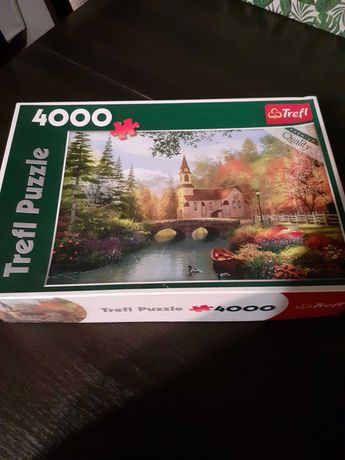 Puzzle 4000 Trefl