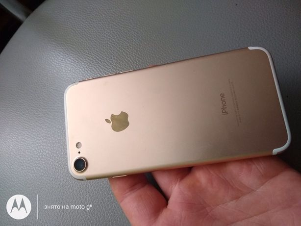 iPhone 7 128gb айфон 7 Gold