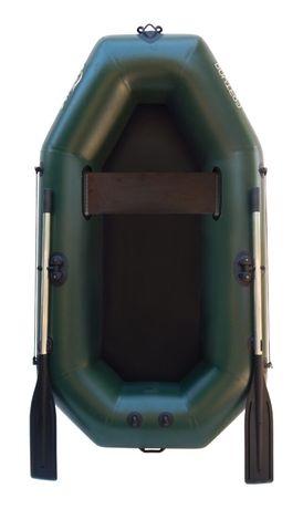 Надувная лодка полуторка из ПВХ Лисичанка- Фортуна Ф210 850г/м2