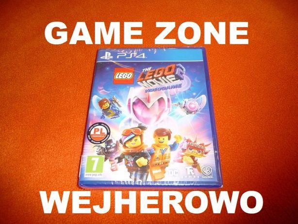 LEGO Movie Przygoda 2 PS4 + Slim + Pro = PŁYTA PL Wejherowo / SKLEP