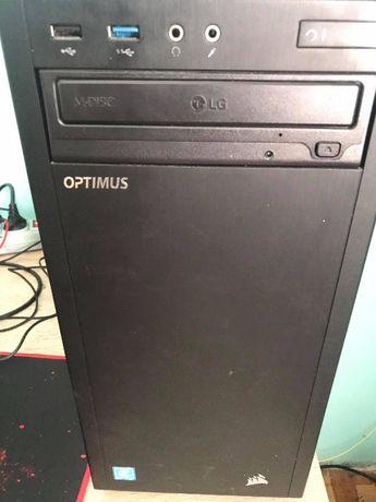 Komputer PC do gier 1tb i5 intel 12gb ram ddr4 dysk ssd 480gb