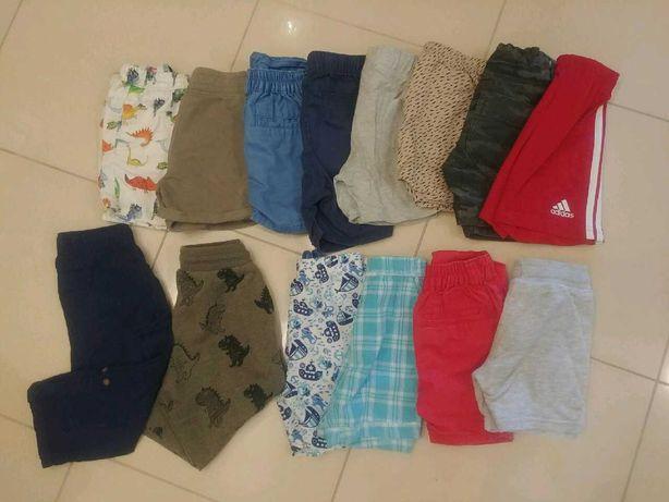 Zestaw spodni 92 98
