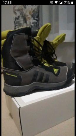 Buty damskie śniegowce trekingowe Adidas rozmiar 36 2/3