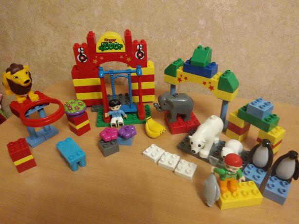 JDLT конструкто Зоопарк, аналог Лего.
