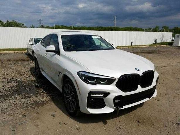 2021 BMW X6 XDRIVE40I з США!