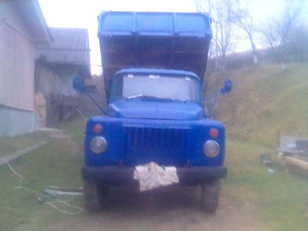 Газ 53 самоскид дизель мерседес ом 364 (самосвал)
