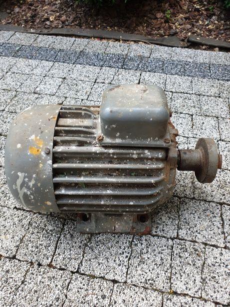Silnik 380 V : 1,5 kW, 1450 obr