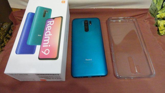 Смартфон Xiaomi Redmi 9 3/32Gb Ocean Green |Global|