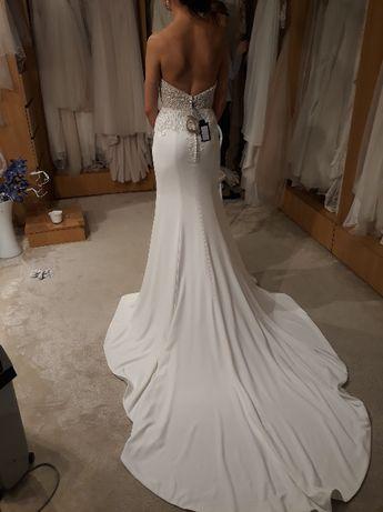 Sprzedam Suknie Ślubną z Kolekcji Justin Alexander 2019!