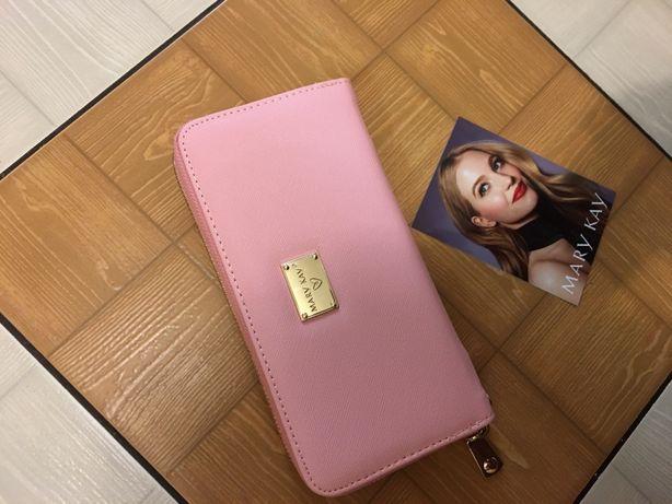 Новый женский Клатч портмоне кошелек Мери Кей Mary Kay