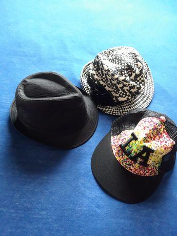 kapelusz, czapka z daszkiem