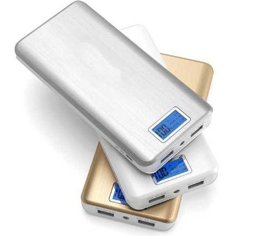 PowerBank Xlaomi Mi Powerbank 2 USB + Экран 28800mAh