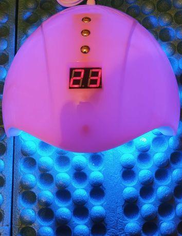 Лампа УФ для наращивания ногтей, led УФ лампа для ногтей