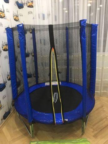 Батут SkyJump 4,5 фт., 140 см.з захисною сіткою