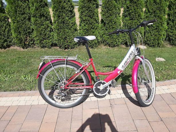 Rower dziewczęcy Laguna