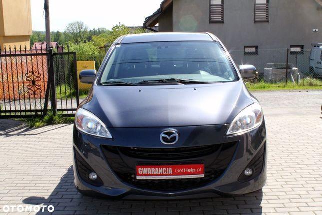 Mazda 5 Gwarancja 12 Miesięcy Bezwypadkowa 7 Foteli Idealna