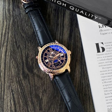 Мужские Новые часы Patek Philippe Sky Moon Grand Complications