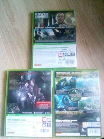 Sprzedam gry Xbox 360