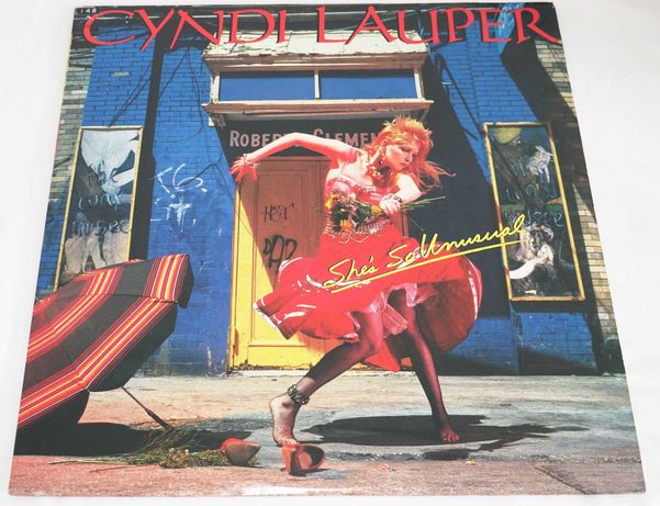 Vinil 3: Lauper, Clapton, Cocker, Working Week,  Wet Wet, The Brits
