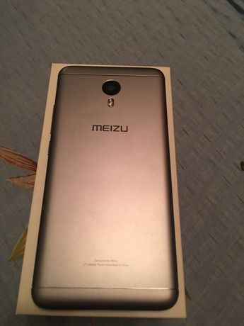Meizu m3note как Новый