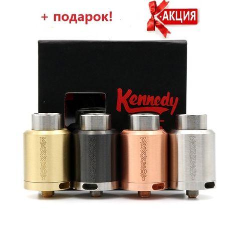 Атомайзер, дрипка Kennedy 24 25 RDA clone (высокое качество) вейп