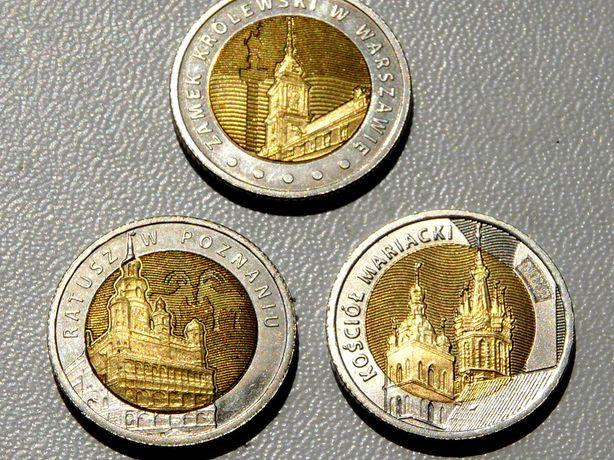 Monety 5 zł dla kolekcjonerów