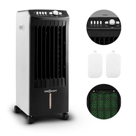 Klimatyzacja Wentylator Chłodnica powietrza