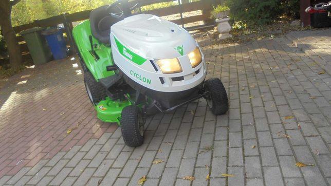 viking traktorek kosiarka  20hp v-ka z pompa koszem  2cyl mocny