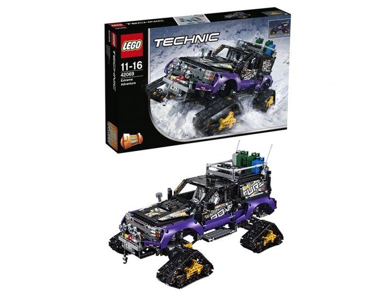 Lego Technic 42069 Ekstremalna Przygoda. Tychy - image 1