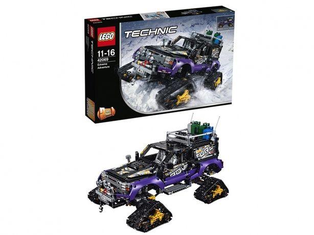 Lego Technic 42069 Ekstremalna Przygoda.