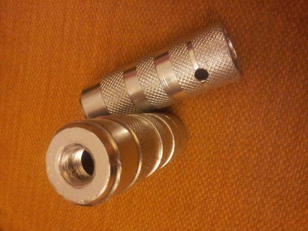 Pegi bmx stalowe aluminiowe