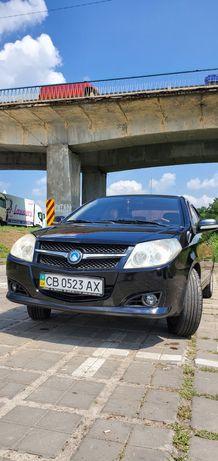 Geely MK 2 2011 Газ бензин