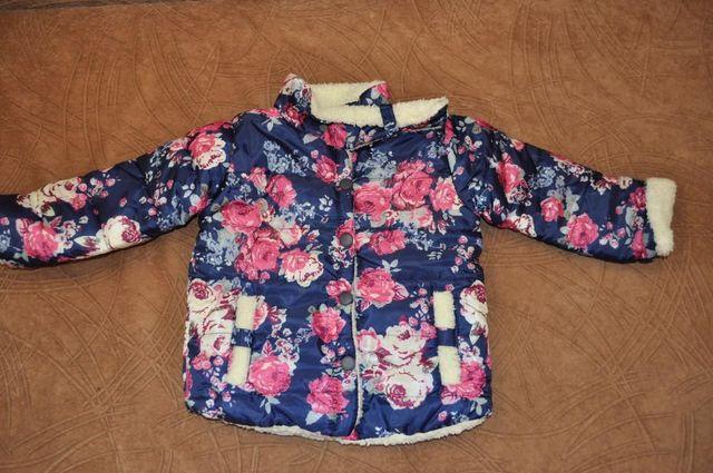 Продам нові курточки для дівчаток сезону осінь-весна