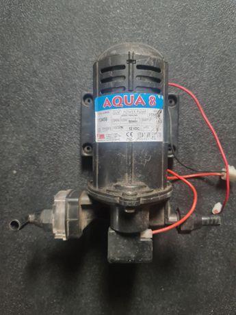 Pompa ciśnienoowa 12 Volt do wody AQUA 8 - Fiamma 6L/Min
