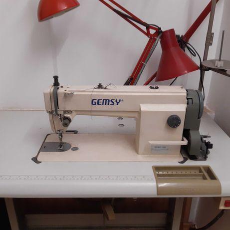 швейная машина для тяжолых тканей и кожи GEM 7-18B