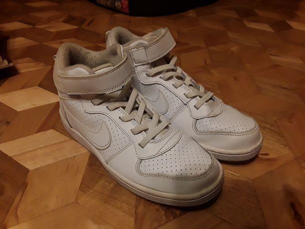 Buty Nike 33,5 w kolorze białym
