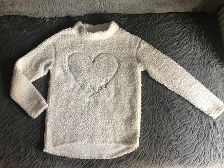 SMYK * mega ciepluteńka bluza * rozm. 164