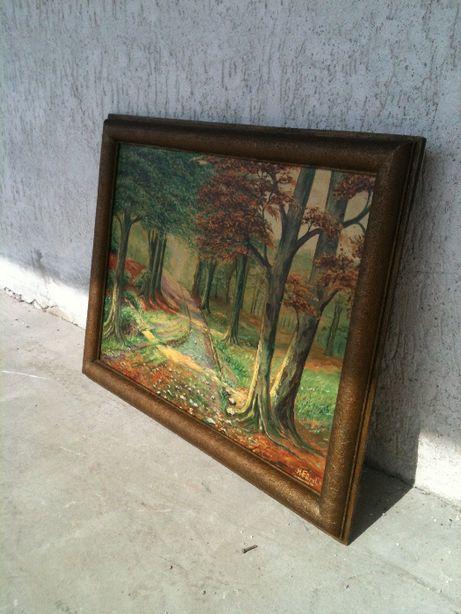obraz Olejny H.Furst