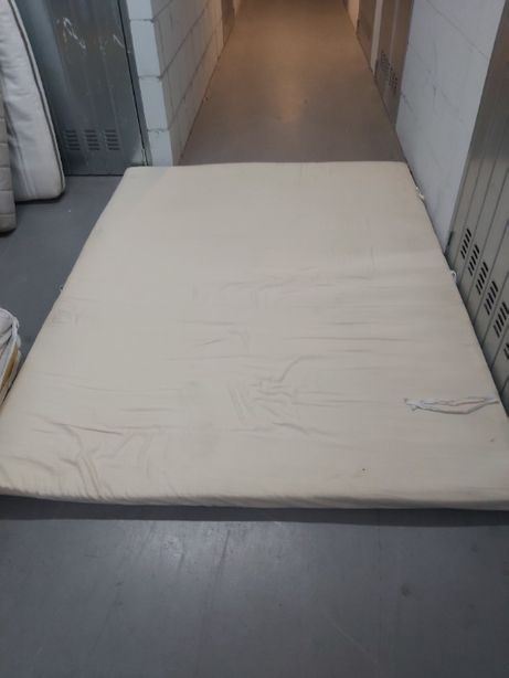IKEA materac materace 140 na 185 na 5 cienki OKAZJA możliwy TRANSPORT