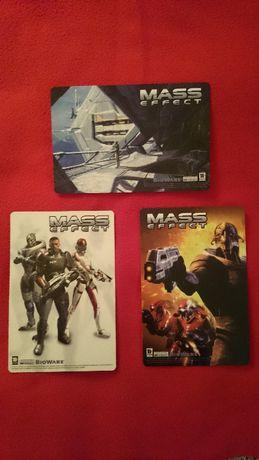 Mass Effect pocztówki kolekcjonerskie - Bioware Shepard