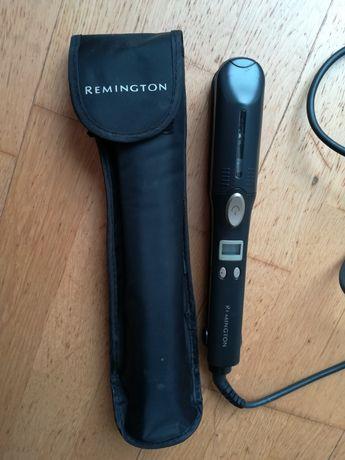 Prostownica Remington s 9000 z funkcją pary dla trudnych włosów